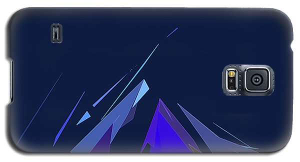 Jazz Campfire Galaxy S5 Case