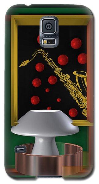 Jazz Club Galaxy S5 Case