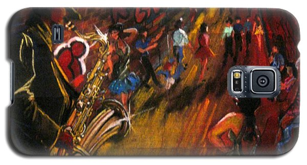 Jazz It Up Galaxy S5 Case