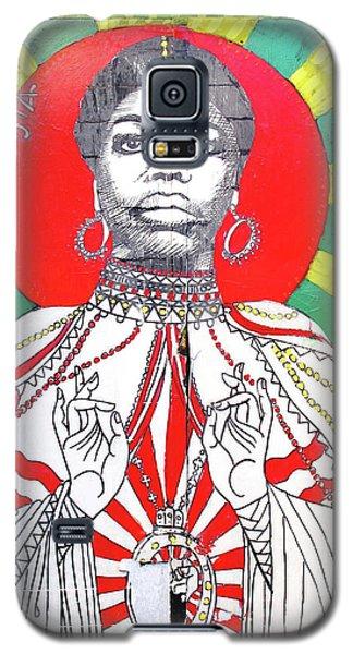 Jazz Saint Galaxy S5 Case by Ethna Gillespie