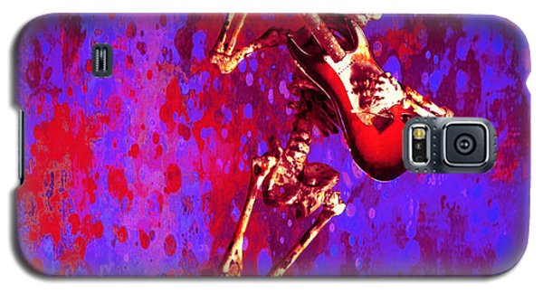 Galaxy S5 Case featuring the photograph Jazzer by Jeff Gettis