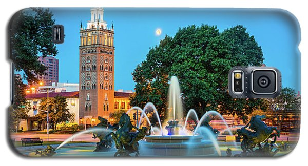 J.c. Nichols Memorial Fountain Galaxy S5 Case