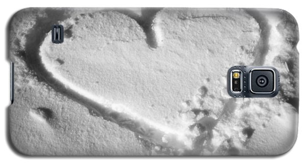 Winter Heart Galaxy S5 Case