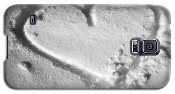Winter Heart Galaxy S5 Case