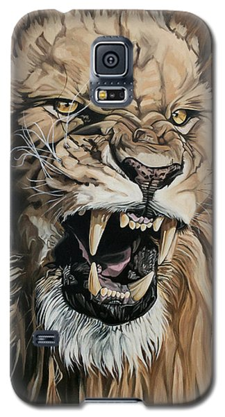Jealous Roar Galaxy S5 Case