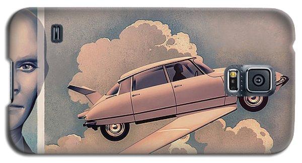Jean Marais / Fantomas 1964 Galaxy S5 Case