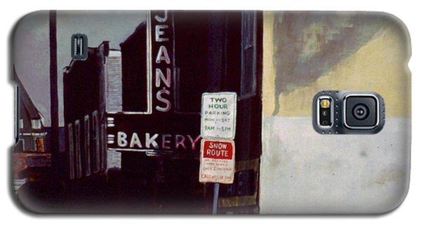 Jean's Bakery Galaxy S5 Case