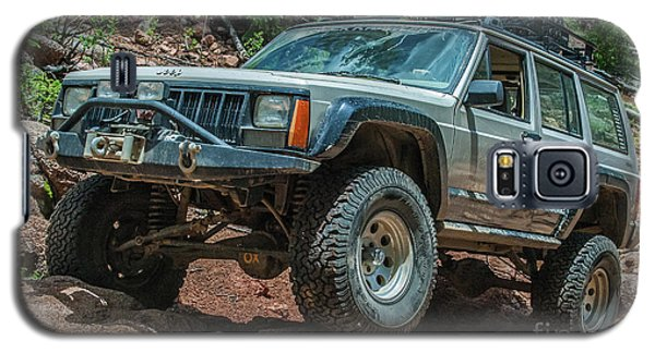 Jeep Cherokee Galaxy S5 Case