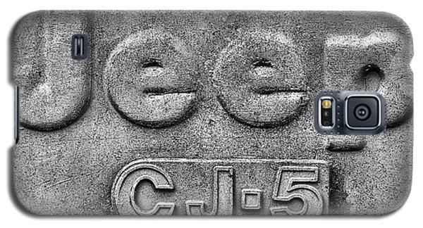 Jeep Cj-5 Galaxy S5 Case by JC Findley
