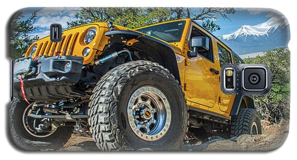 Jeep Life Galaxy S5 Case