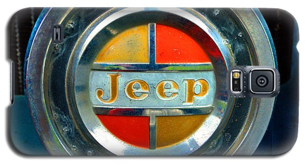 Jeep Logo 192 Galaxy S5 Case