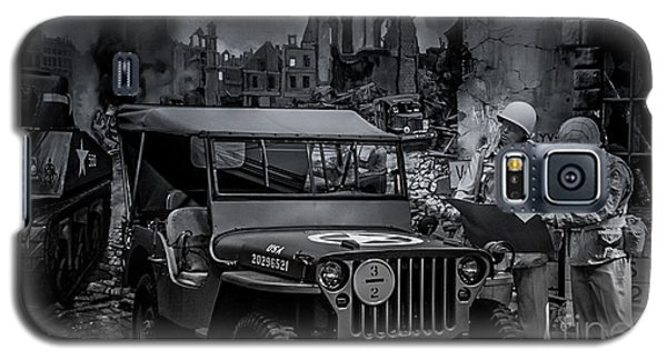 Jeep Galaxy S5 Case