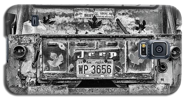 Jeep Strong Galaxy S5 Case by JC Findley