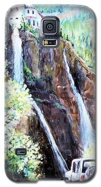 Jeeping At Bridal Falls  Galaxy S5 Case