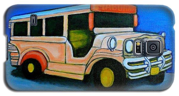 Jeepney Galaxy S5 Case by Cyril Maza
