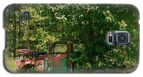 Galaxy S5 Case featuring the photograph Jeferson Landing Series No.2 by Laura DAddona