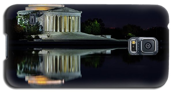 The Jefferson At Night Galaxy S5 Case