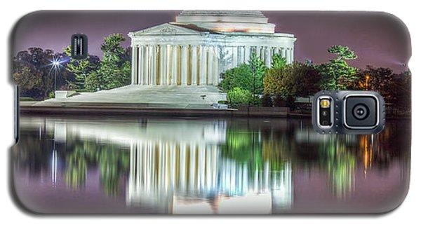 Jefferson Memorial, Night Galaxy S5 Case
