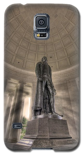 Jefferson Memorial Galaxy S5 Case by Shelley Neff