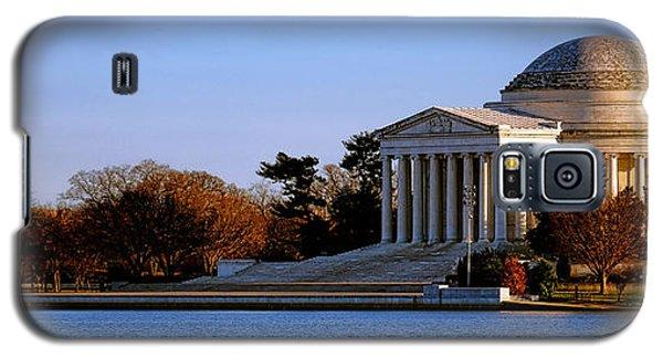 Jefferson Memorial Sunset Galaxy S5 Case