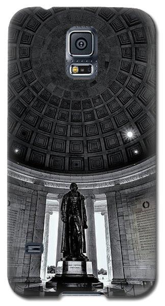 Jefferson Statue In The Memorial Galaxy S5 Case