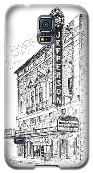 Jefferson Theatre Galaxy S5 Case
