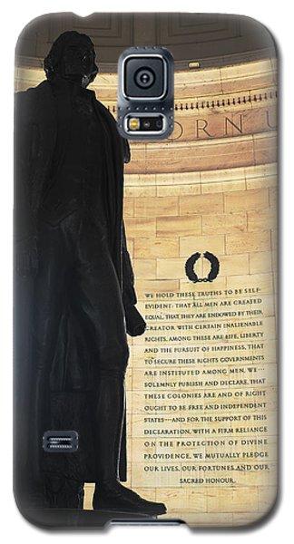 Jefferson's Words Galaxy S5 Case