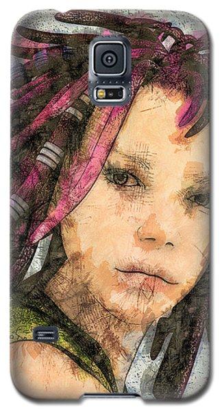 Jehanne Galaxy S5 Case