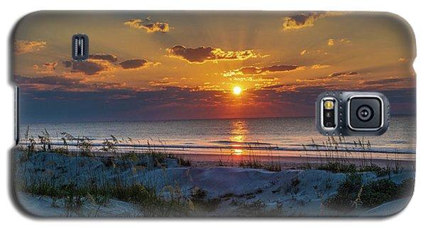 Jekyll Island Sunrise Galaxy S5 Case