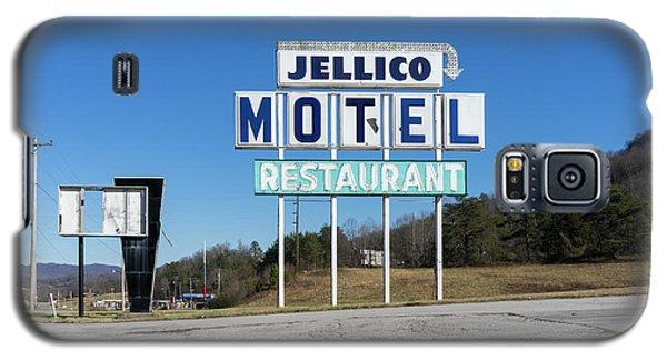 Jellico Motel Galaxy S5 Case