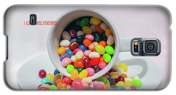 Galaxy S5 Case featuring the photograph Jelly Beans by Carolyn Dalessandro
