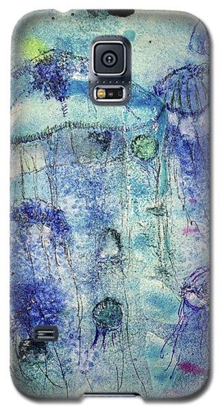Jellyfish I Galaxy S5 Case
