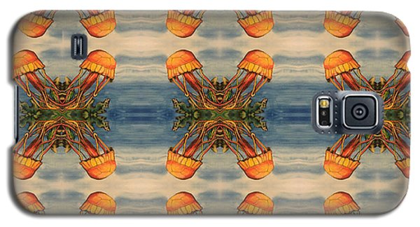 Jellyfish Pattern Galaxy S5 Case