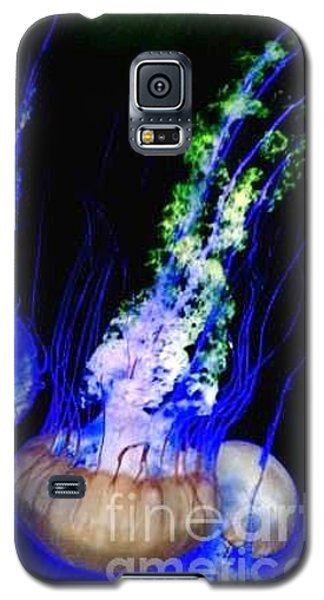 Jellypower Galaxy S5 Case by Vanessa Palomino