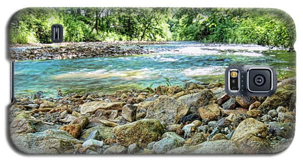 Galaxy S5 Case featuring the photograph Jemerson Creek by Cricket Hackmann