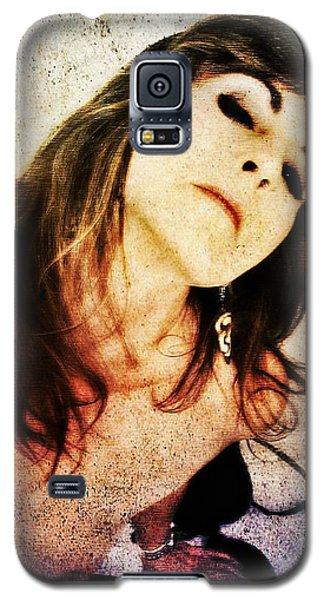 Jenn 2 Galaxy S5 Case by Mark Baranowski