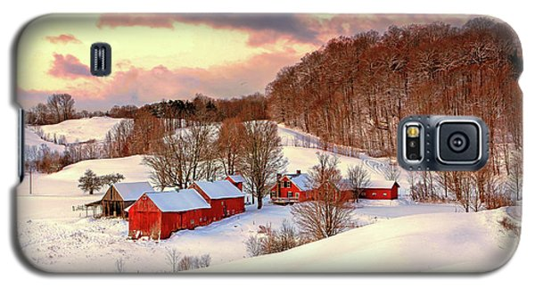 Jenne Farm After The Storm Galaxy S5 Case