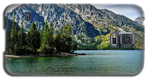Jenny Lake Galaxy S5 Case by Greg Norrell