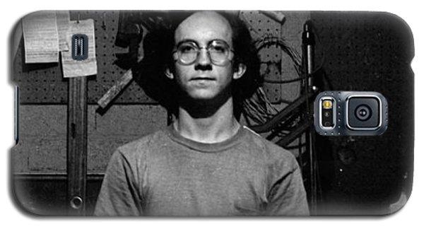 Self Portrait, In Darkroom, 1972 Galaxy S5 Case