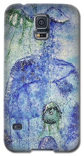 Jellyfish II Galaxy S5 Case