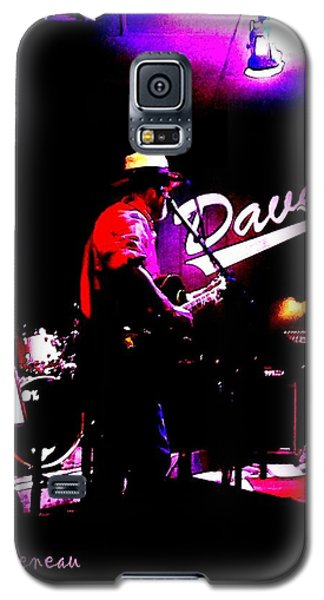 Galaxy S5 Case featuring the photograph Jerry Miller - Moby Grape Man 3 by Sadie Reneau