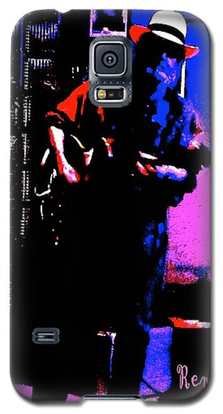Galaxy S5 Case featuring the photograph Jerry Miller - Moby Grape Man 4 by Sadie Reneau