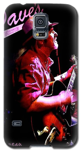 Galaxy S5 Case featuring the photograph Jerry Miller - Moby Grape Man 5 by Sadie Reneau