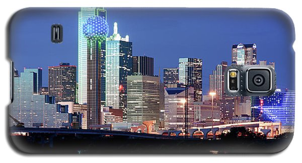 Jerry's Dallas Skyline Galaxy S5 Case
