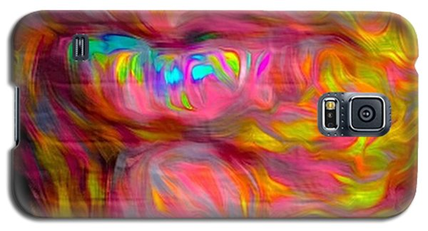 Superhero Galaxy S5 Case - @jerryseinfeld @chrisrock by David Haskett II