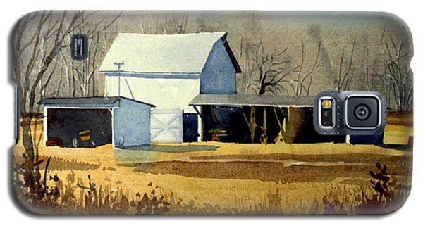 Jersey Farm Galaxy S5 Case by Donald Maier