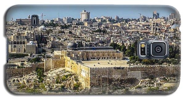 Jerusalem Of Gold Galaxy S5 Case
