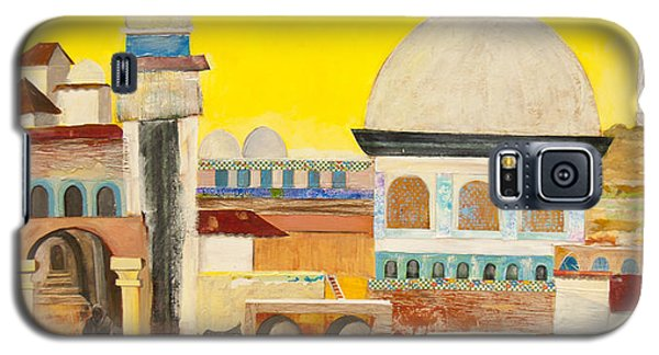 Jerusalem Galaxy S5 Case