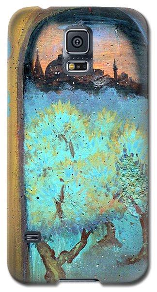 Jerusalem Key Galaxy S5 Case
