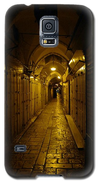 Galaxy S5 Case featuring the photograph Jerusalem Of Copper 1 by Dubi Roman